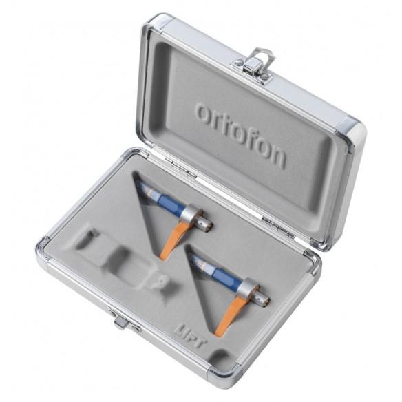Cápsulas tipo Concorde Ortofon Concorde MkII DJ Twin packaging