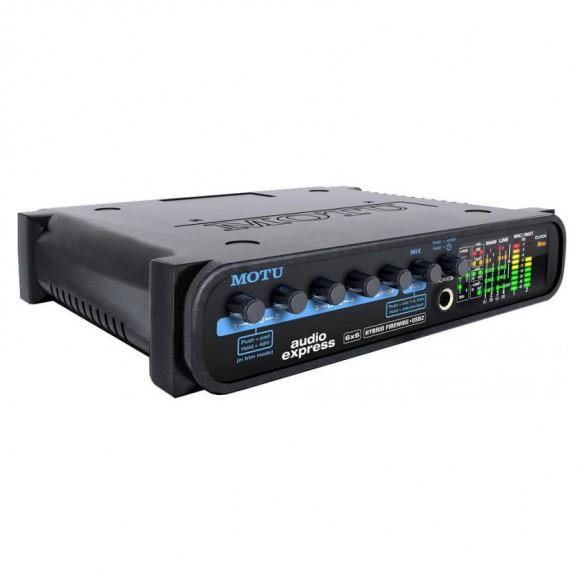 Interfaces Audio por FireWire