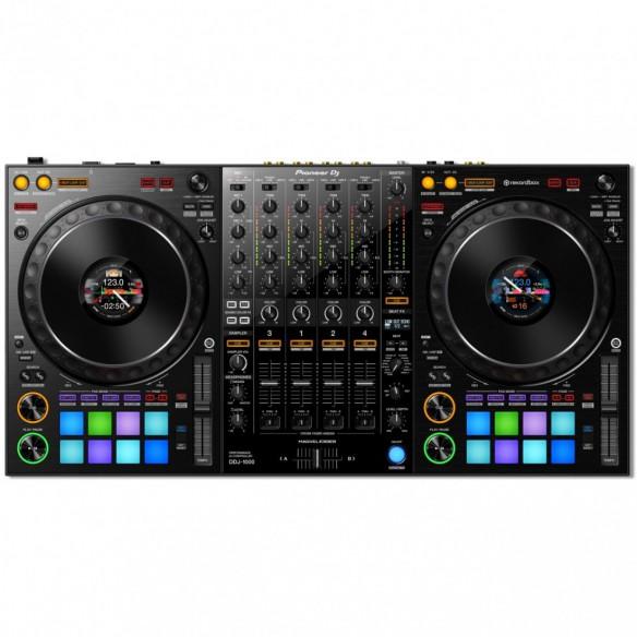 Controladores DJ 4 Canales