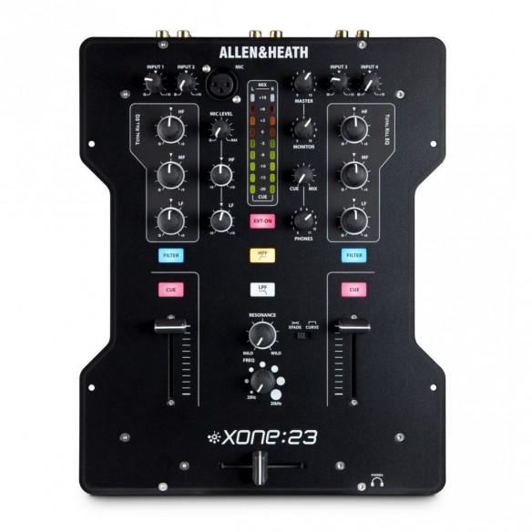 Mezcladores DJ 2 Canales
