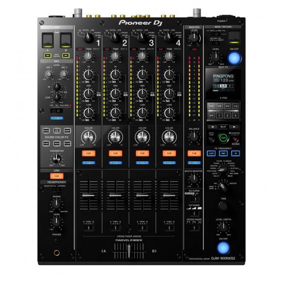 Mezcladores DJ 4 Canales
