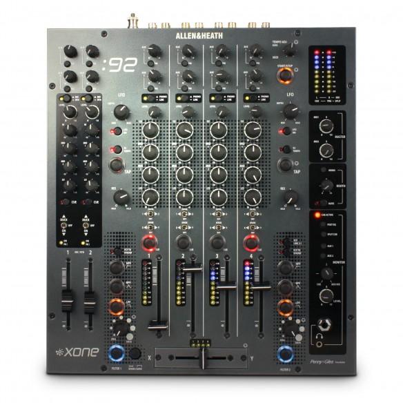 Mezcladores DJ 5/más Canales