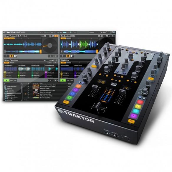 Mezcladores/Controladores DJ