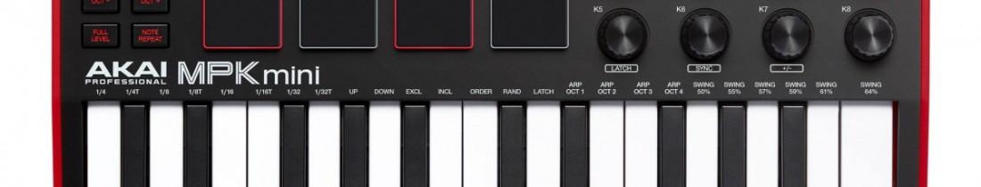 Control MIDI/Teclados MIDI