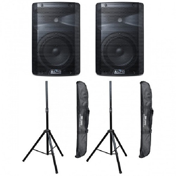 Packs Audio
